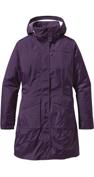 Patagonia W's Torrent City Coat Tempest Purple